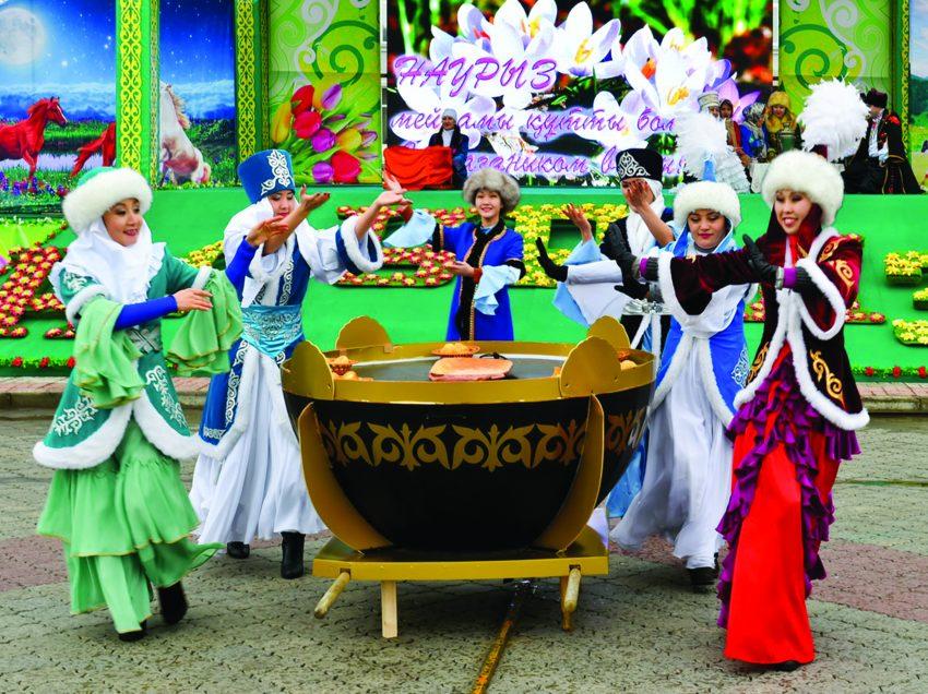Nauryz – Kazakh new year