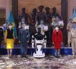 «Айбын» жастарды әскери-патриоттыққа тәрбиелейді