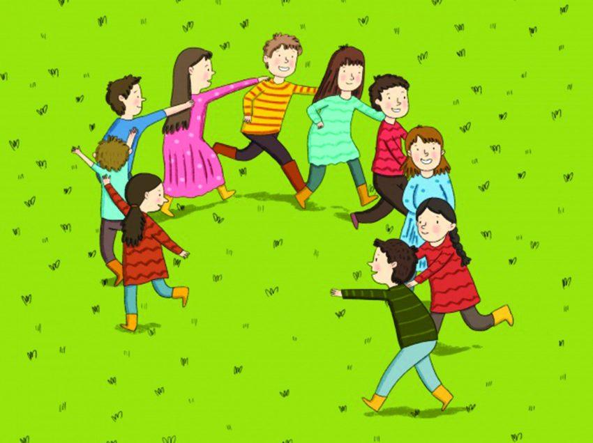 Әр елдің балалары қандай ойын ойнайды?