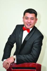 Бауыржан Орда,  «Тамаша» ойын-сауық отауының әртісі: